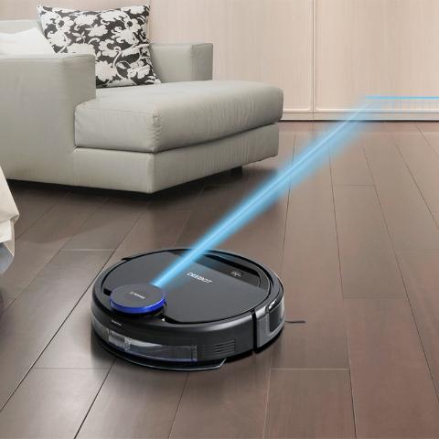 科沃斯(Ecovacs)地宝DG31智能扫地机器人吸尘器(支持HUAWEI HiLink)