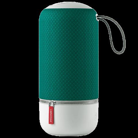 LIBRATONE小鸟音响 Wi-Fi/蓝牙音箱 ZIPP MINI (湖绿色)(支持HUAWEI HiLink)