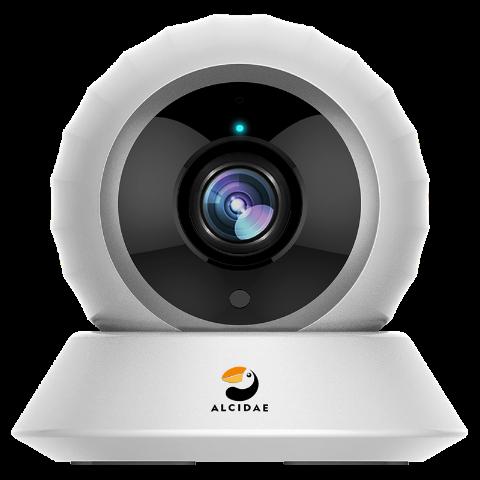 海雀摄像头Q1(白色)(支持HUAWEI HiLink)