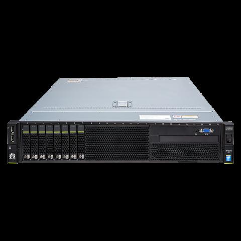 华为(HUAWEI) RH2288 V3服务器主机 2U机架式8SFF