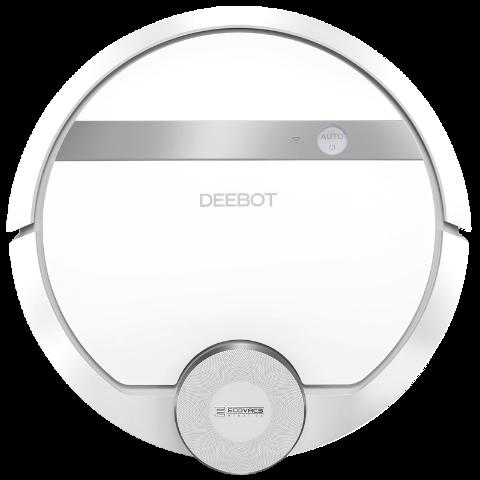 科沃斯(Ecovacs)地宝DE55智能扫地机器人吸尘器