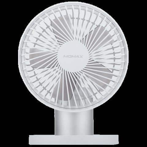 MOMAX iFan5小凉5桌面自动摇头旋转风扇