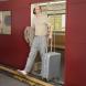 一圭全铝框登机箱