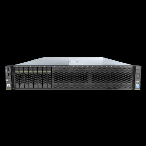 华为HUAWEI 智能计算 服务器 机架 2288H V5 2U8盘