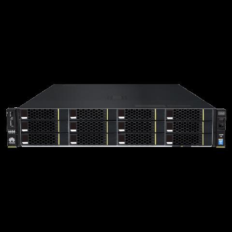 华为HUAWEI 智能计算 服务器 机架 2288H V5 2U12盘