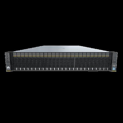 华为HUAWEI 智能计算 服务器 机架 2288H V5 2U25盘