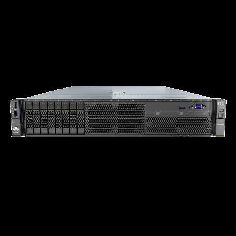 华为HUAWEI 智能计算 服务器 机架 2488H V5 2U8盘