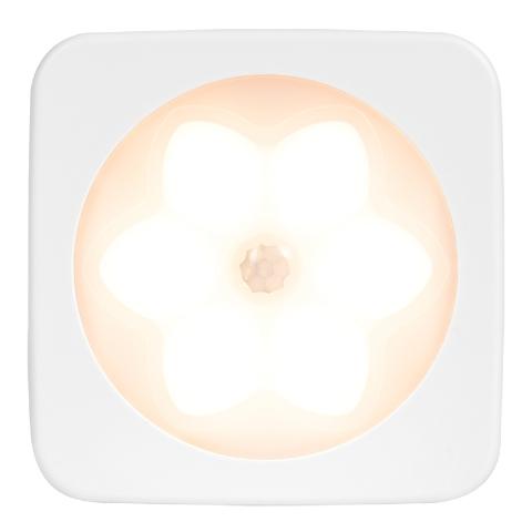 欧普  可乐小夜灯(3只装 白粉蓝)