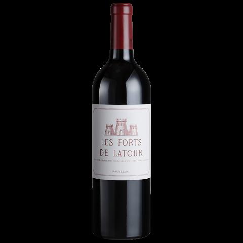 法国2014年拉图庄园副牌红葡萄酒
